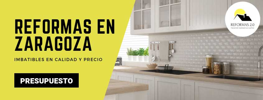 Reformas Cocinas Zaragoza Baratas ✓ Precio y Presupuesto ✓ 【2019】