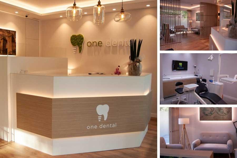 Reforma de clínica dental en Zaragoza