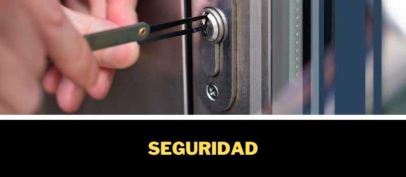 Seguridad residencial en Zaragoza