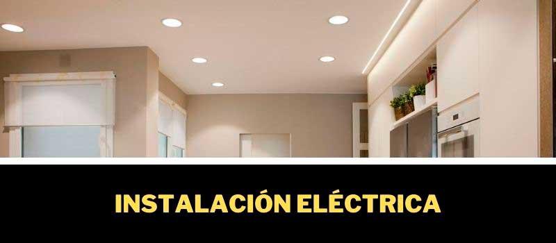 Precio de una instalación eléctrica en Zaragoza