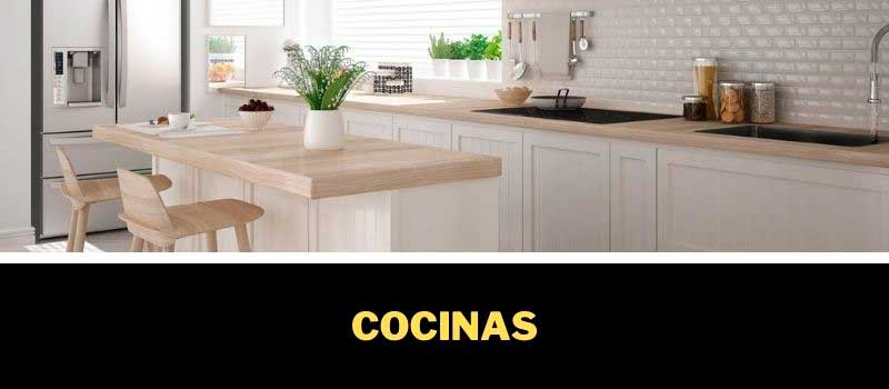 Reformas de cocinas en Zaragoza
